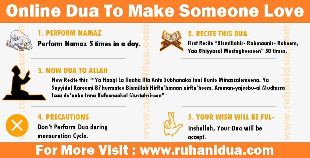Perform This Online Dua To Make Someone Love You