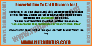 best Powerful Dua To Get A Divorce Fast - 101% Working