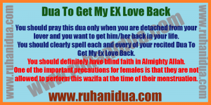 best Dua-To-Get-My-EX-Love-Back