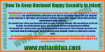 best dua How To Keep Husband Happy Sexually In Islam